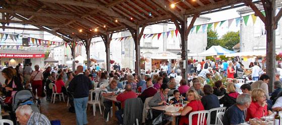 Gastro Market at Levignac