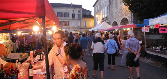 Gastro Market at Monsegur