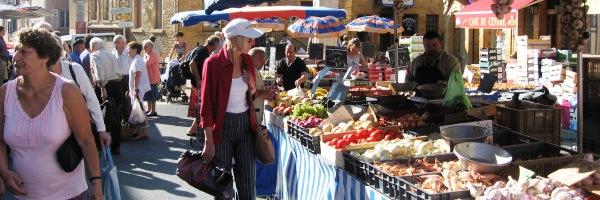 Gastro Market at Duras