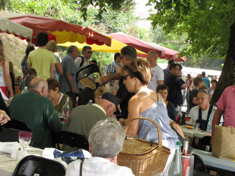 Gastro Lunch Market at Soumensac